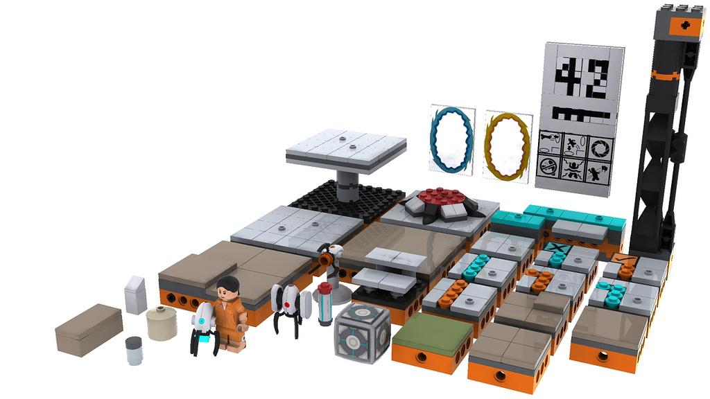 LEGO Portal se opravdu stane skutečností 67975
