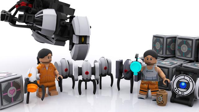 LEGO Portal se opravdu stane skutečností 67976