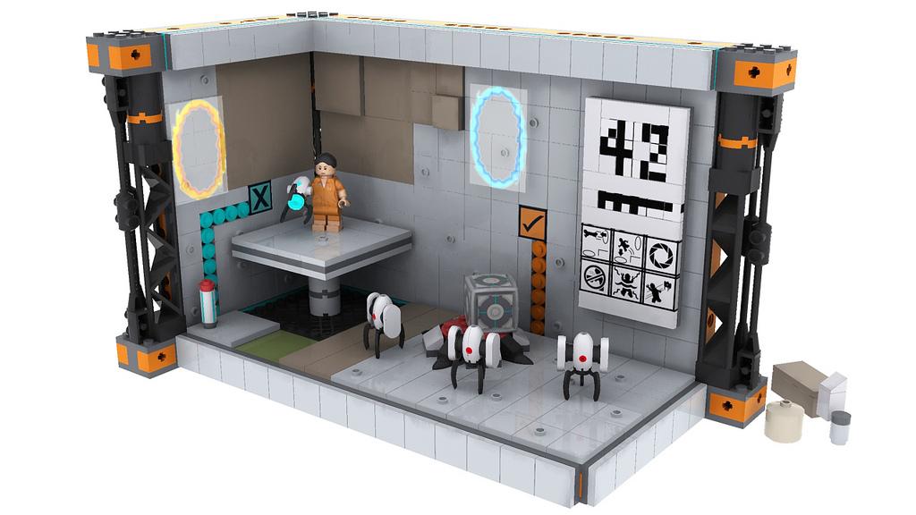LEGO Portal se opravdu stane skutečností 67977