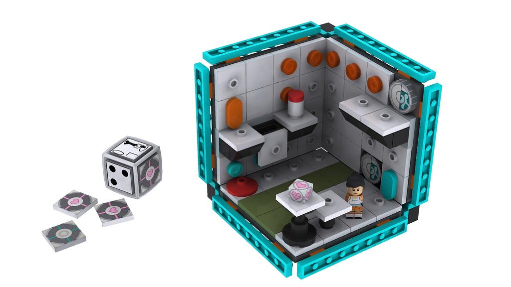 LEGO Portal se opravdu stane skutečností 67978