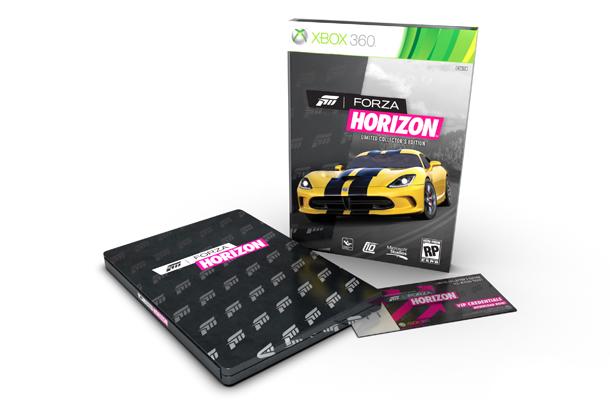 Forza Horizon startuje předobjednávky 67980
