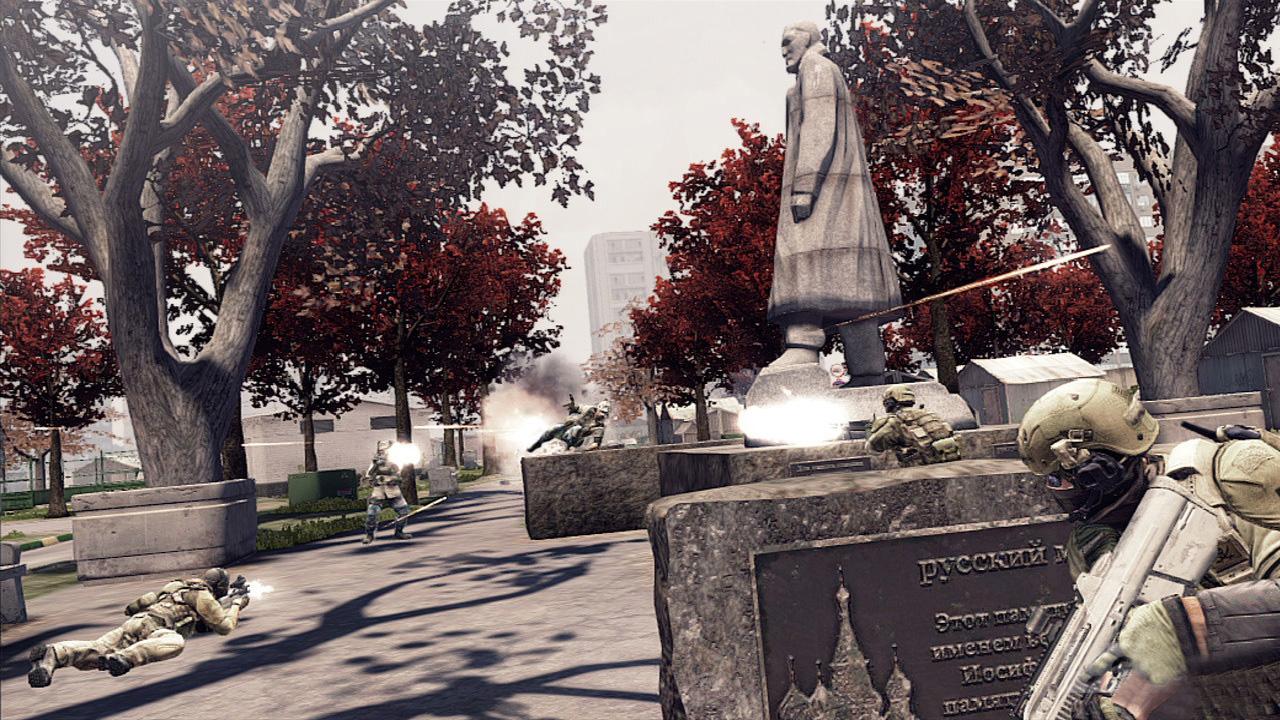 První balíček map pro Future Soldier má datum 67983