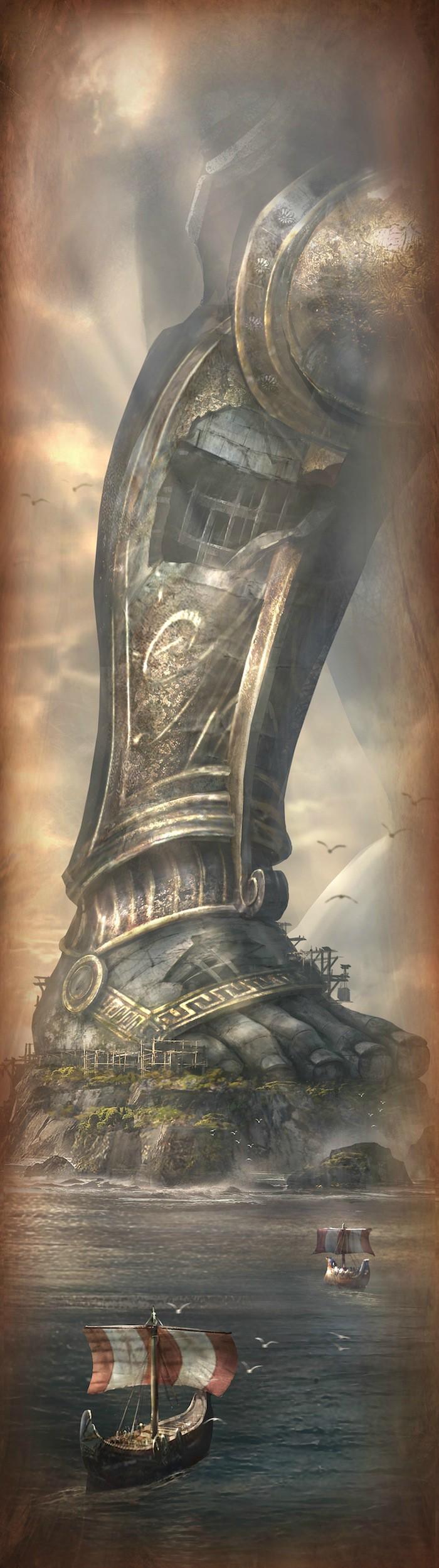 God of War: Ascension na nových artworcích 67986