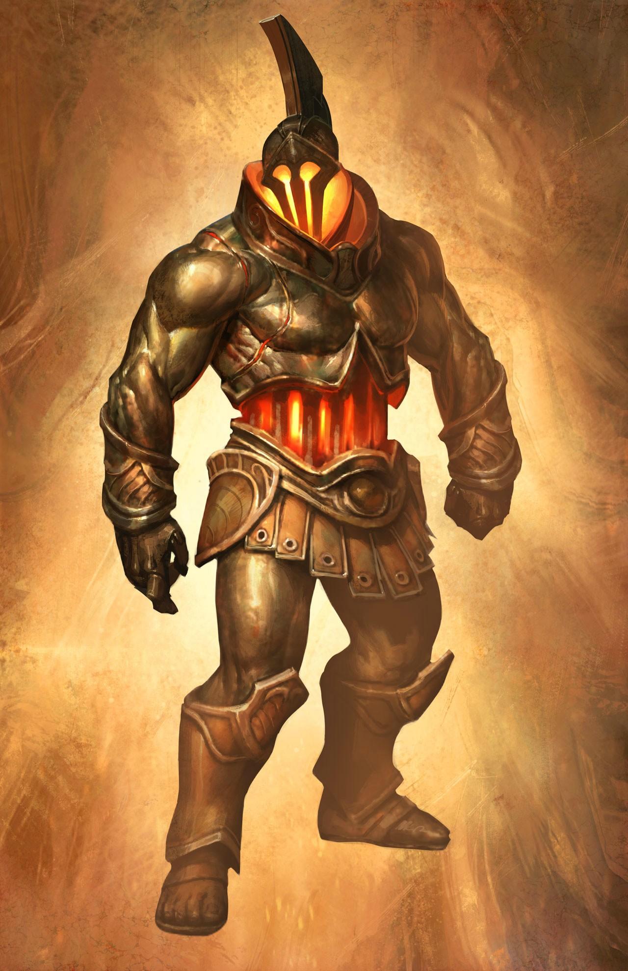 God of War: Ascension na nových artworcích 67989