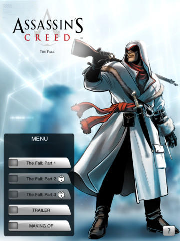 Komiks Assassin's Creed: The Fall ke stažení 67995