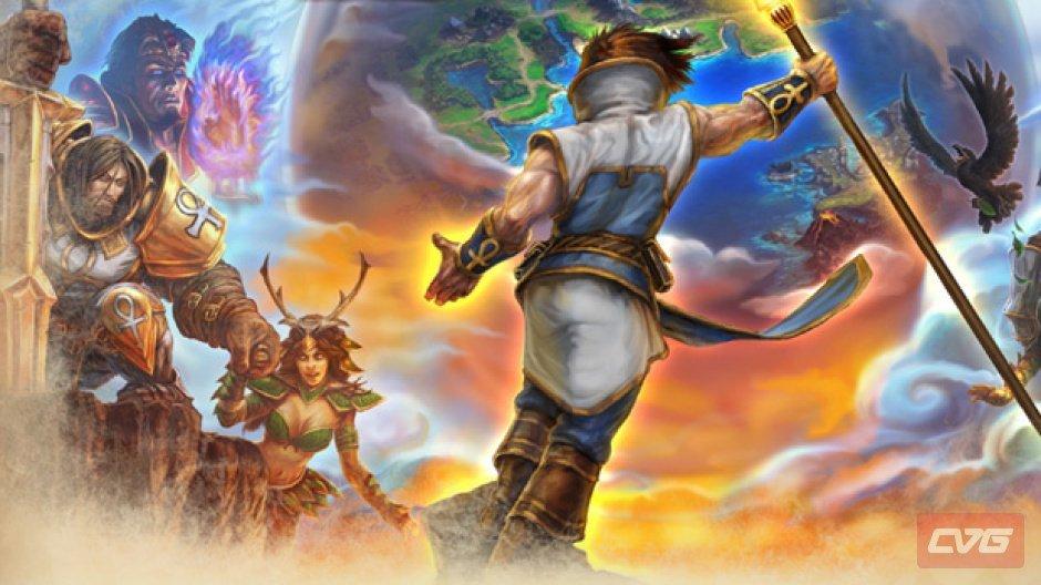 Odhaleno MMORPG Ultima Forever 68002