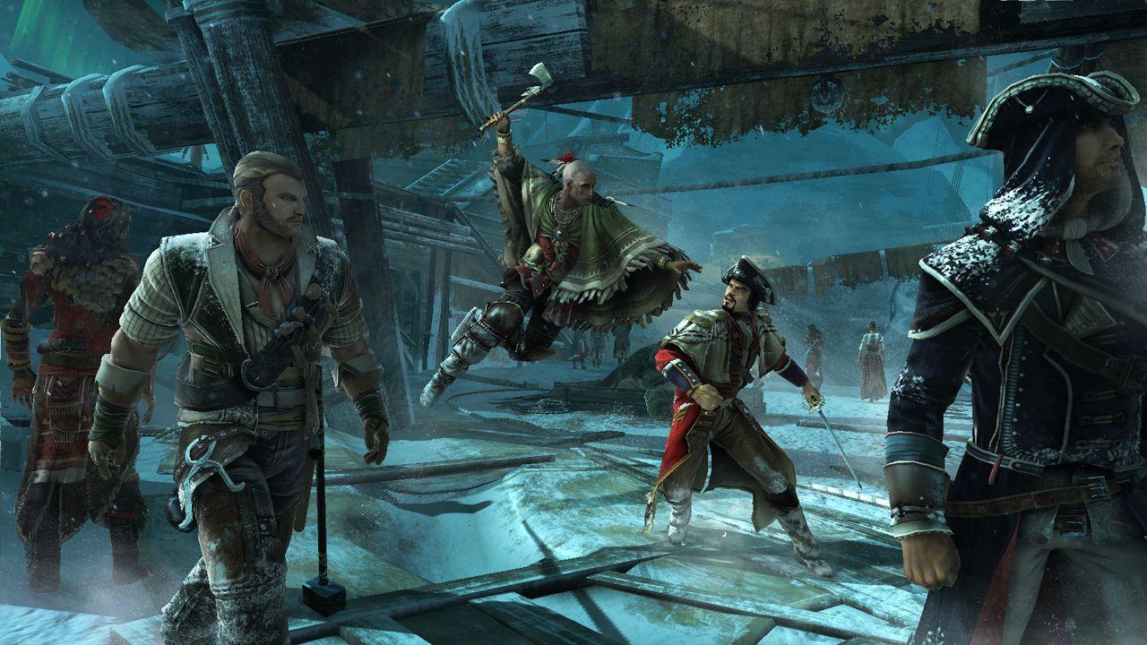 Komentovaná procházka Bostonem v Assassin's Creed 3 68050
