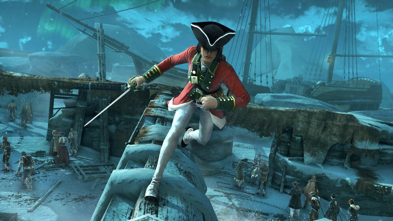 Komentovaná procházka Bostonem v Assassin's Creed 3 68051