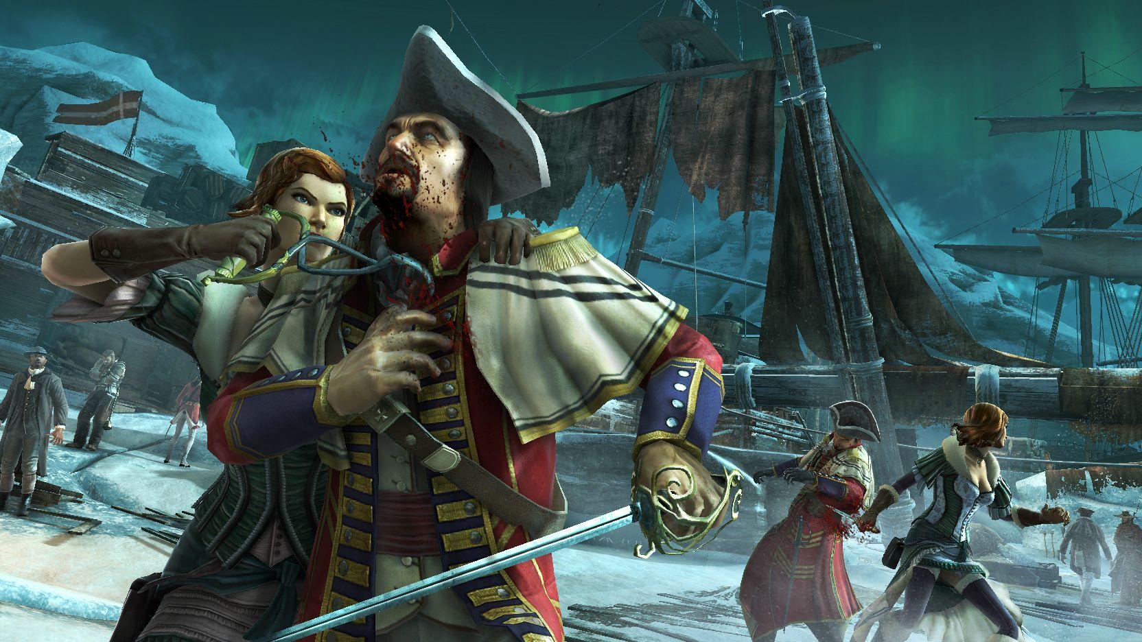 Komentovaná procházka Bostonem v Assassin's Creed 3 68053