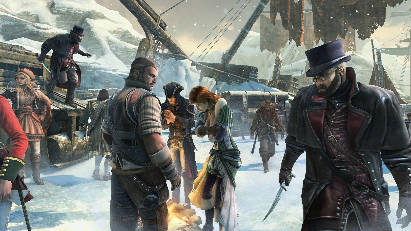 Komentovaná procházka Bostonem v Assassin's Creed 3 68055