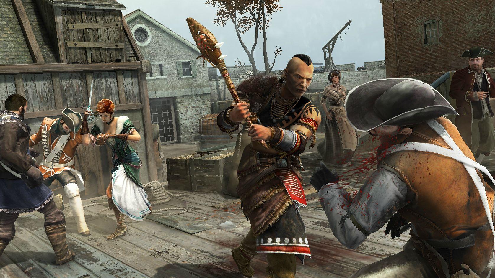 Komentovaná procházka Bostonem v Assassin's Creed 3 68056