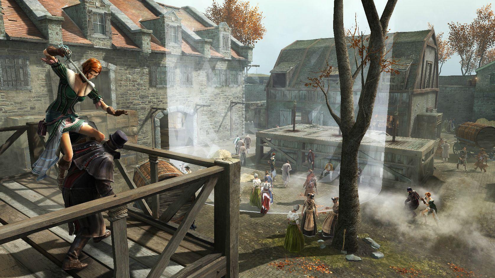 Komentovaná procházka Bostonem v Assassin's Creed 3 68057