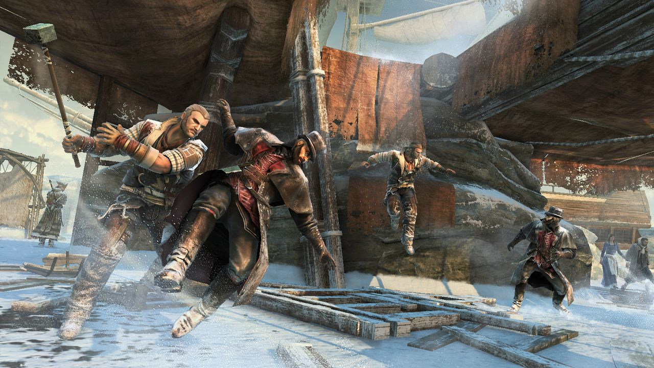 Komentovaná procházka Bostonem v Assassin's Creed 3 68058