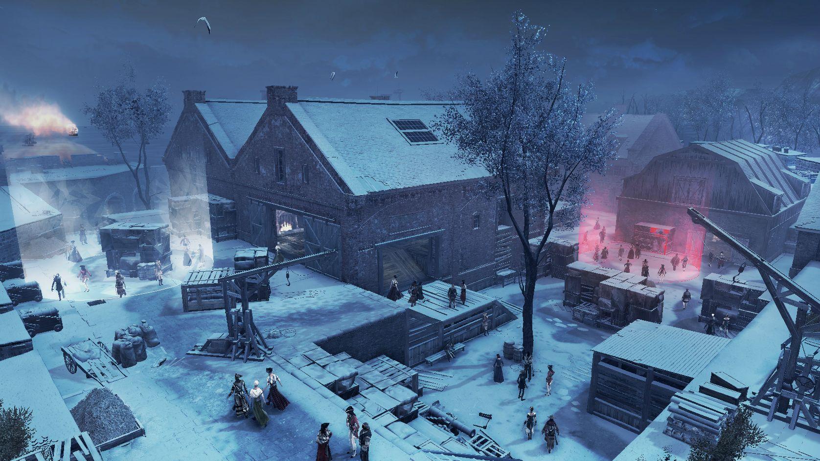 Komentovaná procházka Bostonem v Assassin's Creed 3 68060