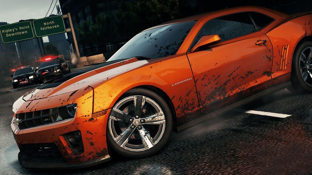 Need for Speed: Most Wanted v čerstvé galerii 68088