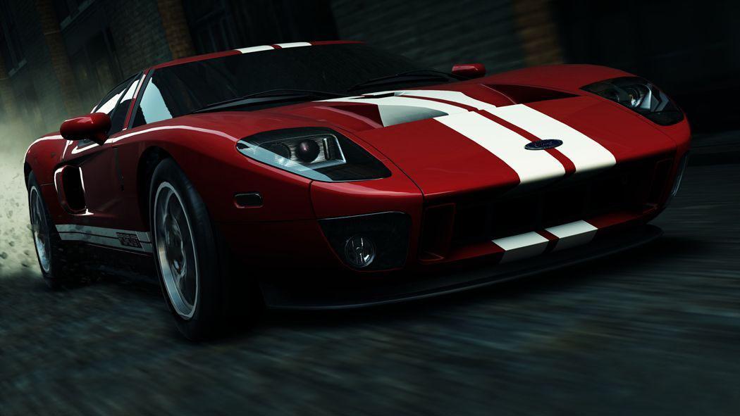 Need for Speed: Most Wanted v čerstvé galerii 68091