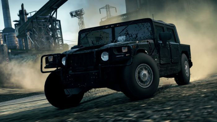 Need for Speed: Most Wanted – za volant po hlavě 68092