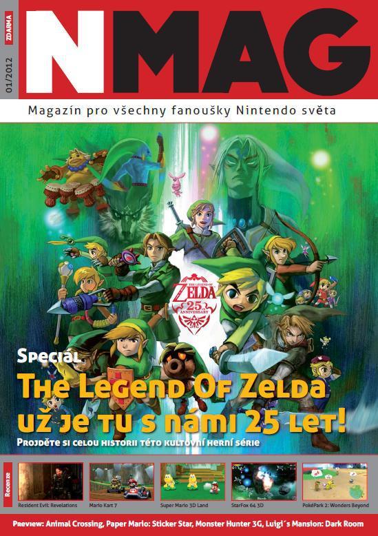 Nový Nintendo časopis 68096