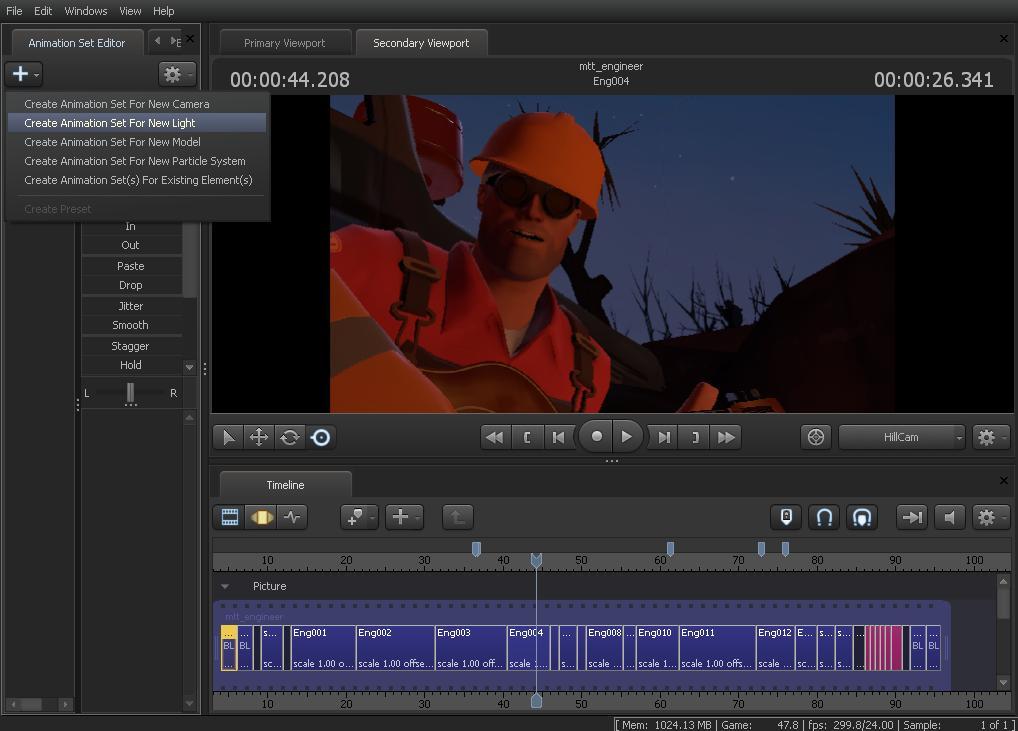 Dvojí dojmy ze Source Filmmaker aneb co vlastně nabízí nový program od Valve 68126