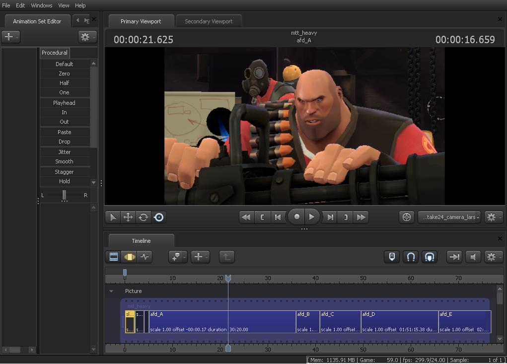 Dvojí dojmy ze Source Filmmaker aneb co vlastně nabízí nový program od Valve 68127