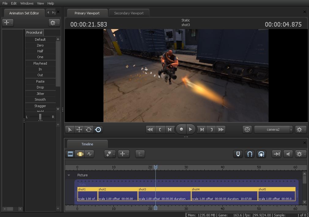 Dvojí dojmy ze Source Filmmaker aneb co vlastně nabízí nový program od Valve 68128