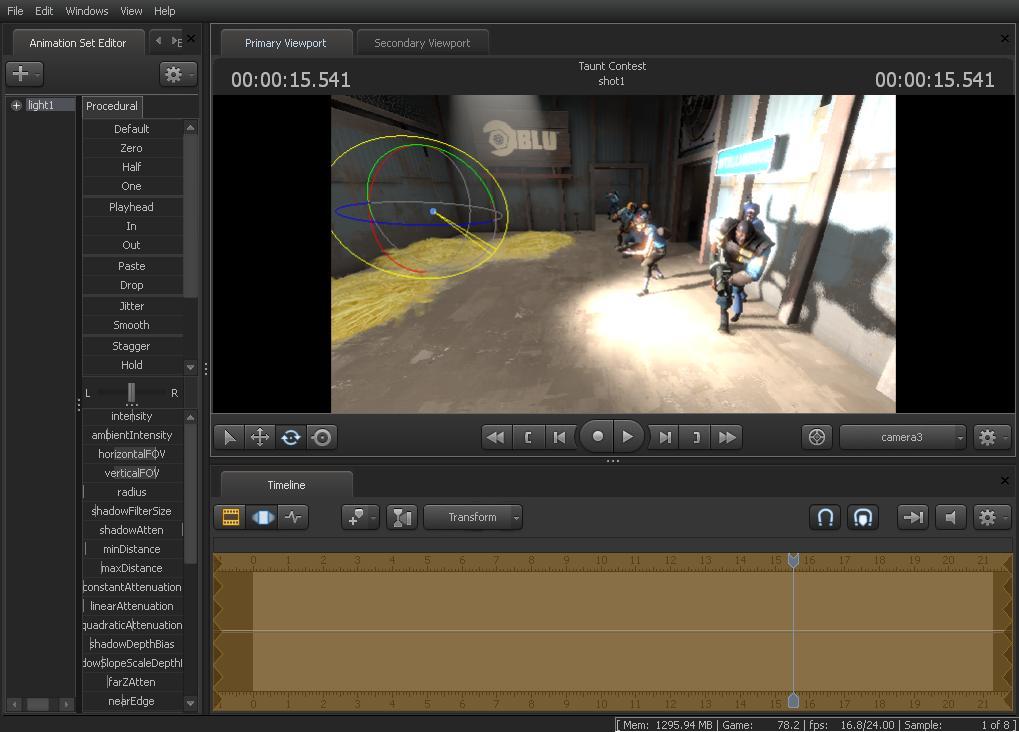 Dvojí dojmy ze Source Filmmaker aneb co vlastně nabízí nový program od Valve 68129