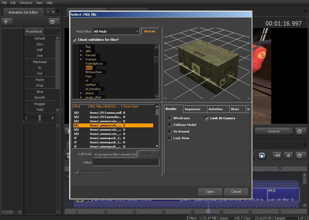 Dvojí dojmy ze Source Filmmaker aneb co vlastně nabízí nový program od Valve 68130