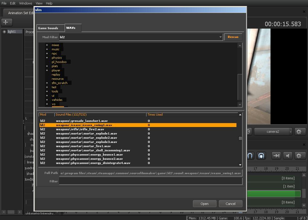 Dvojí dojmy ze Source Filmmaker aneb co vlastně nabízí nový program od Valve 68131