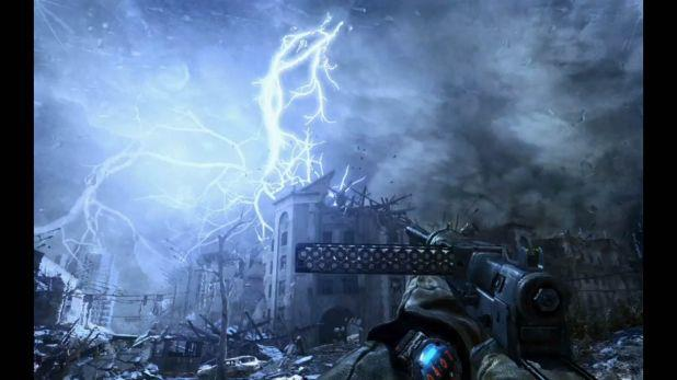 Lákání na nesestříhané E3 video z Metro: Last Light 68158