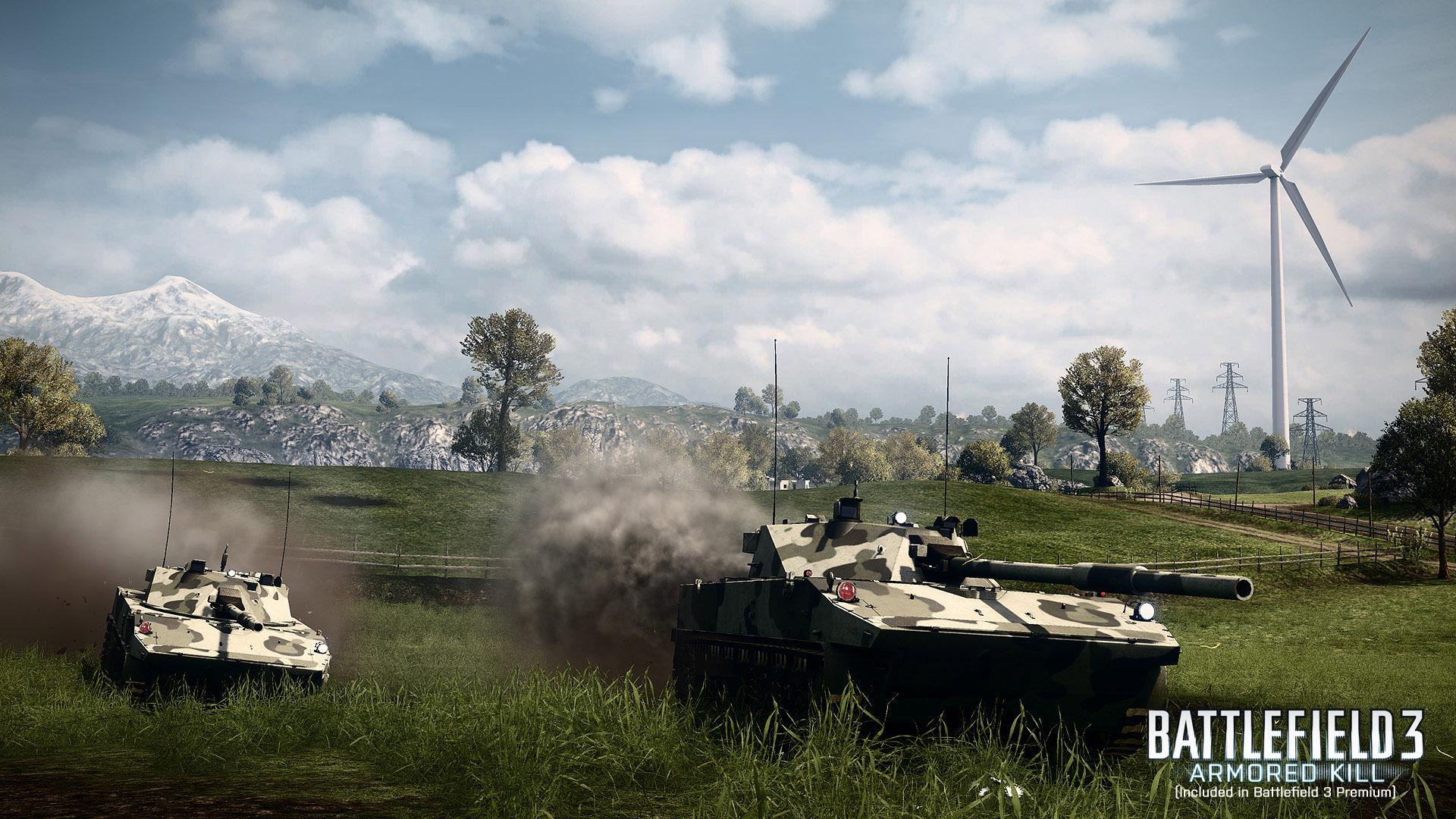 První trailer z Armored Kill DLC k Battlefield 3 68200