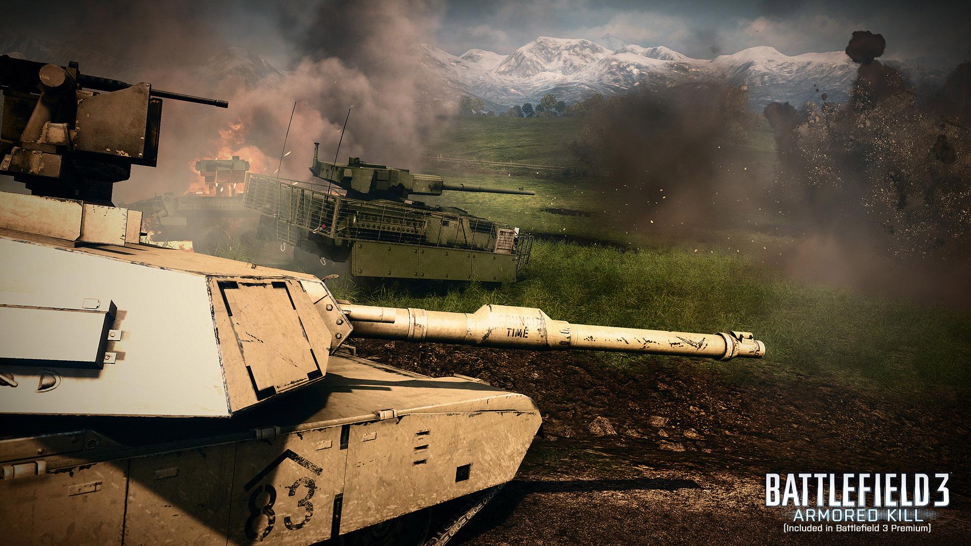První trailer z Armored Kill DLC k Battlefield 3 68201