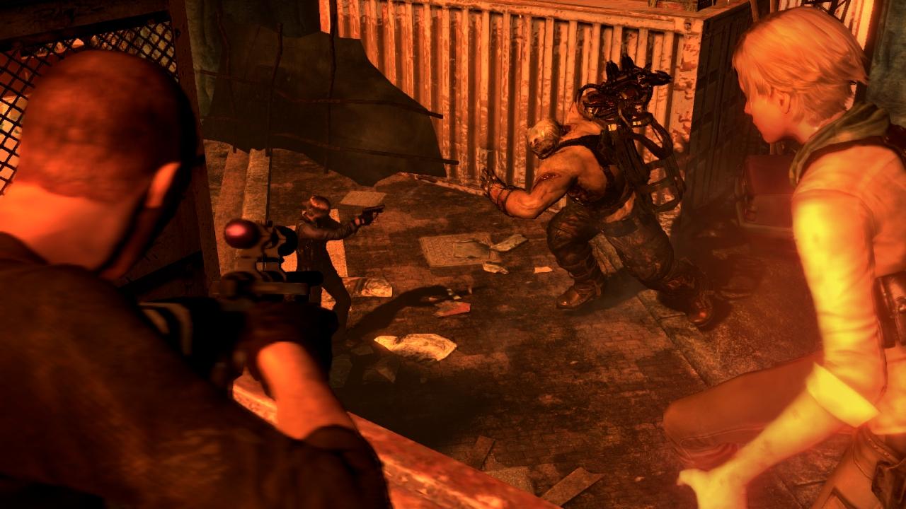 Capcom přemýšlí o remaku Resident Evil 2 68210