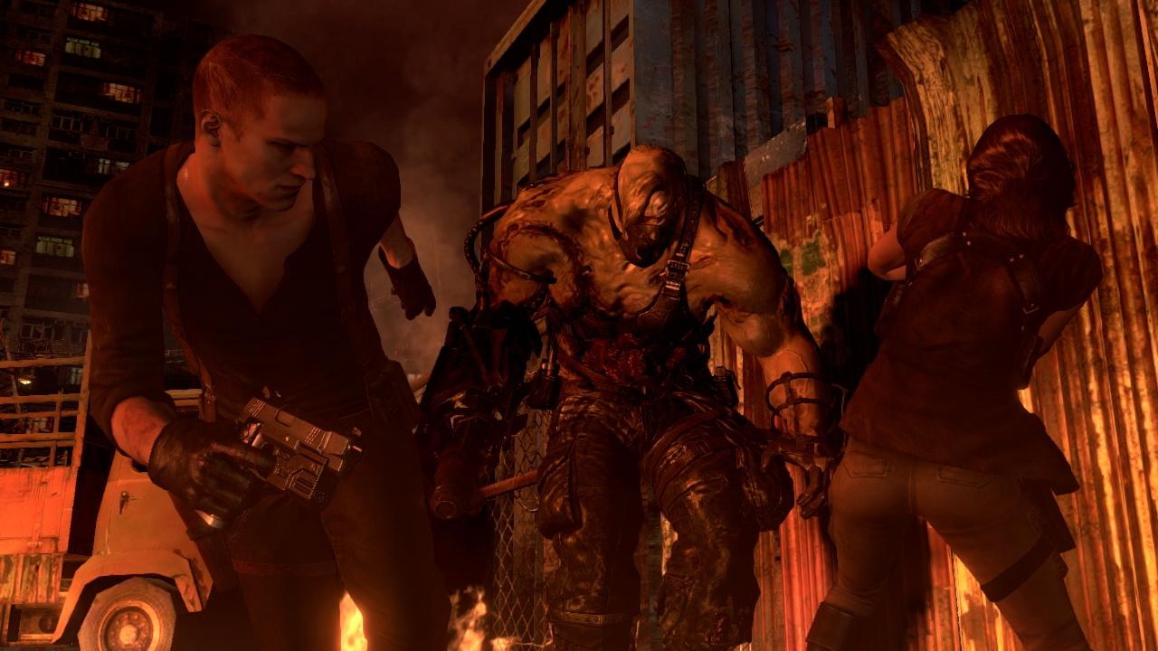 Nové gameplay záběry z Resident Evil 6 68211