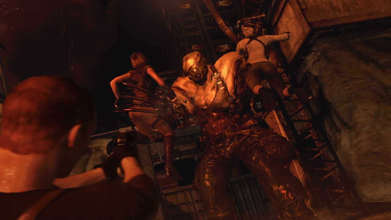 Nové gameplay záběry z Resident Evil 6 68212