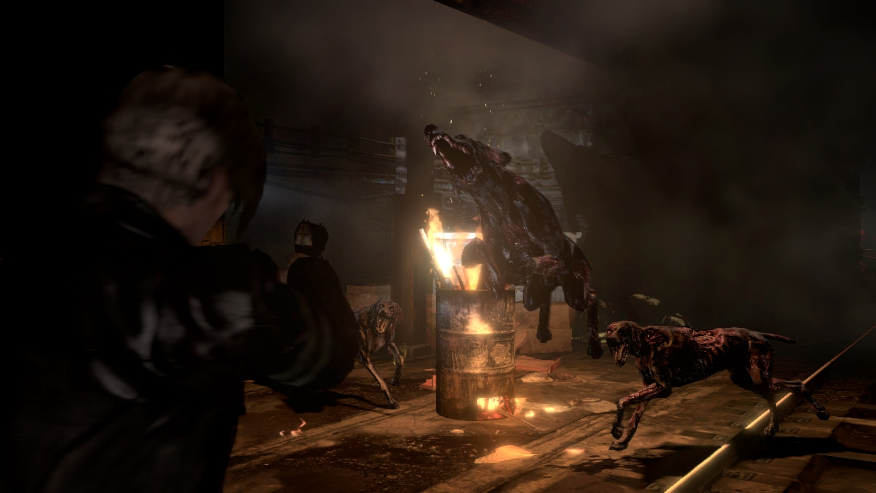 Nové gameplay záběry z Resident Evil 6 68214