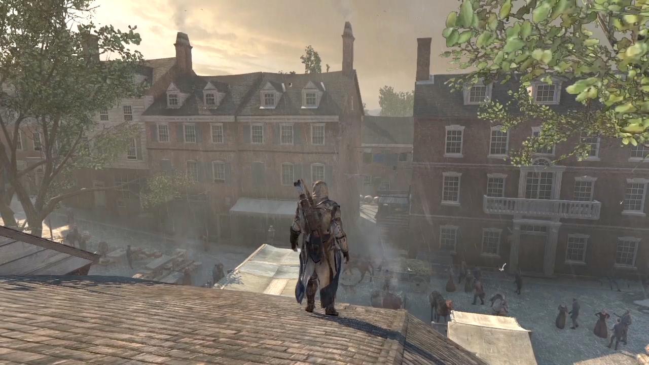 Obrázky Bostonu z Assassin's Creed 3 68221