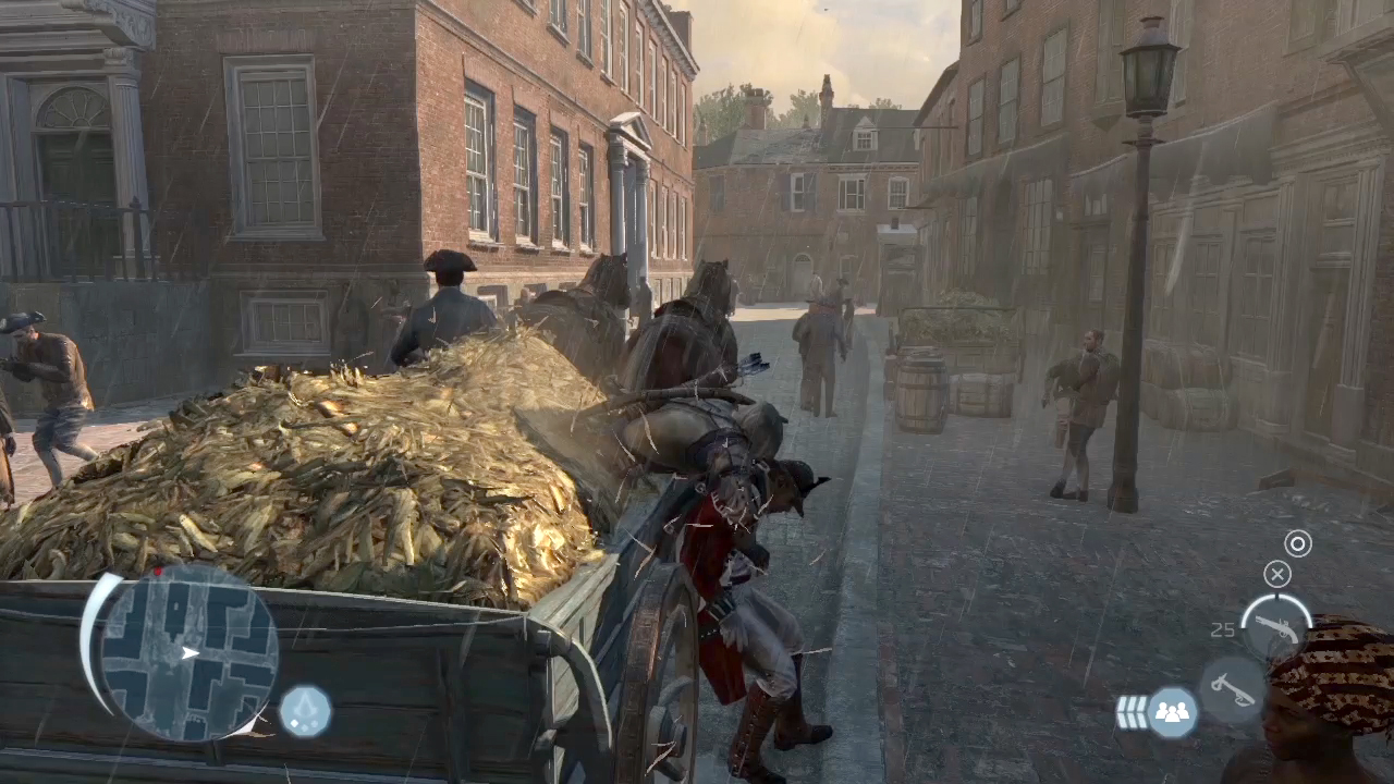 Obrázky Bostonu z Assassin's Creed 3 68222