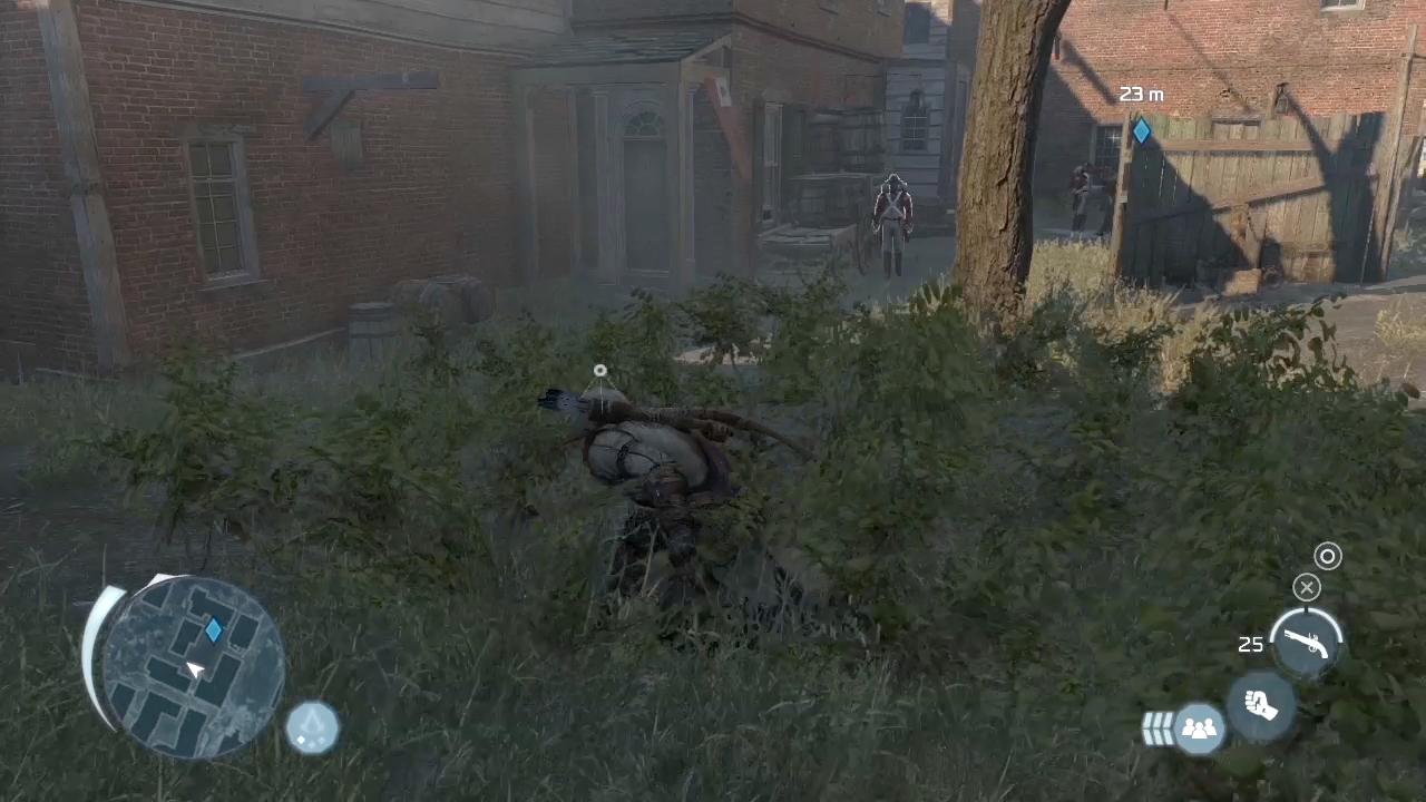 Obrázky Bostonu z Assassin's Creed 3 68224