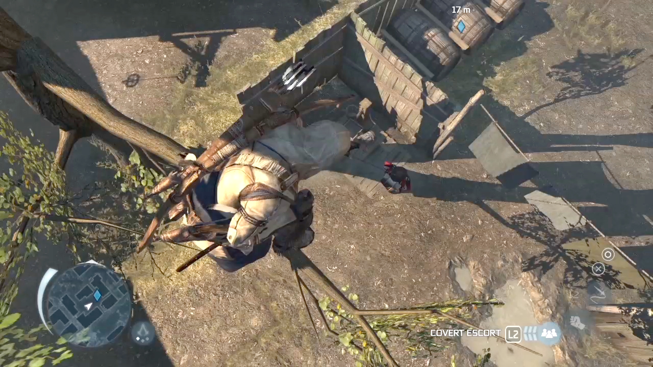Obrázky Bostonu z Assassin's Creed 3 68226