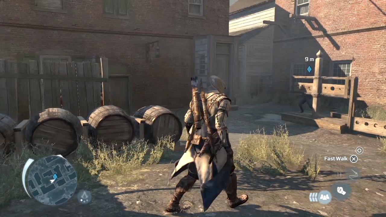Obrázky Bostonu z Assassin's Creed 3 68227