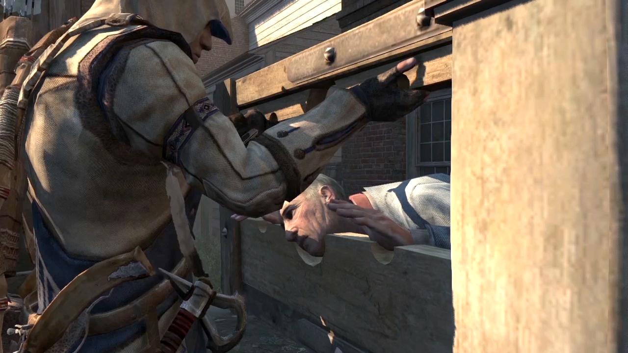 Obrázky Bostonu z Assassin's Creed 3 68228