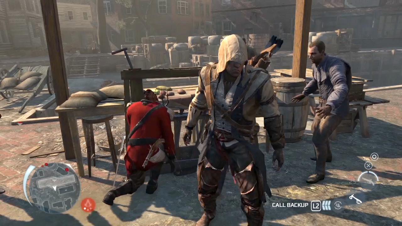 Obrázky Bostonu z Assassin's Creed 3 68231