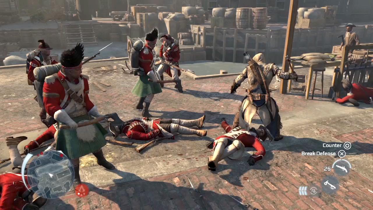 Obrázky Bostonu z Assassin's Creed 3 68232