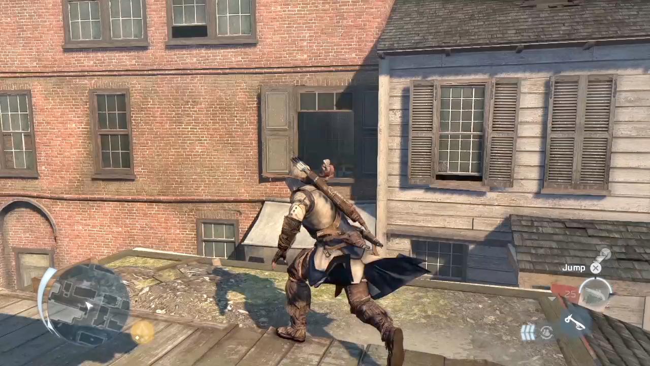 Obrázky Bostonu z Assassin's Creed 3 68234