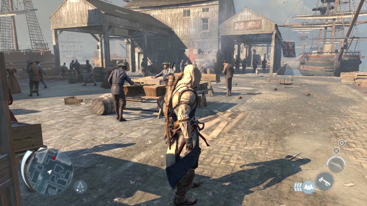 Obrázky Bostonu z Assassin's Creed 3 68236