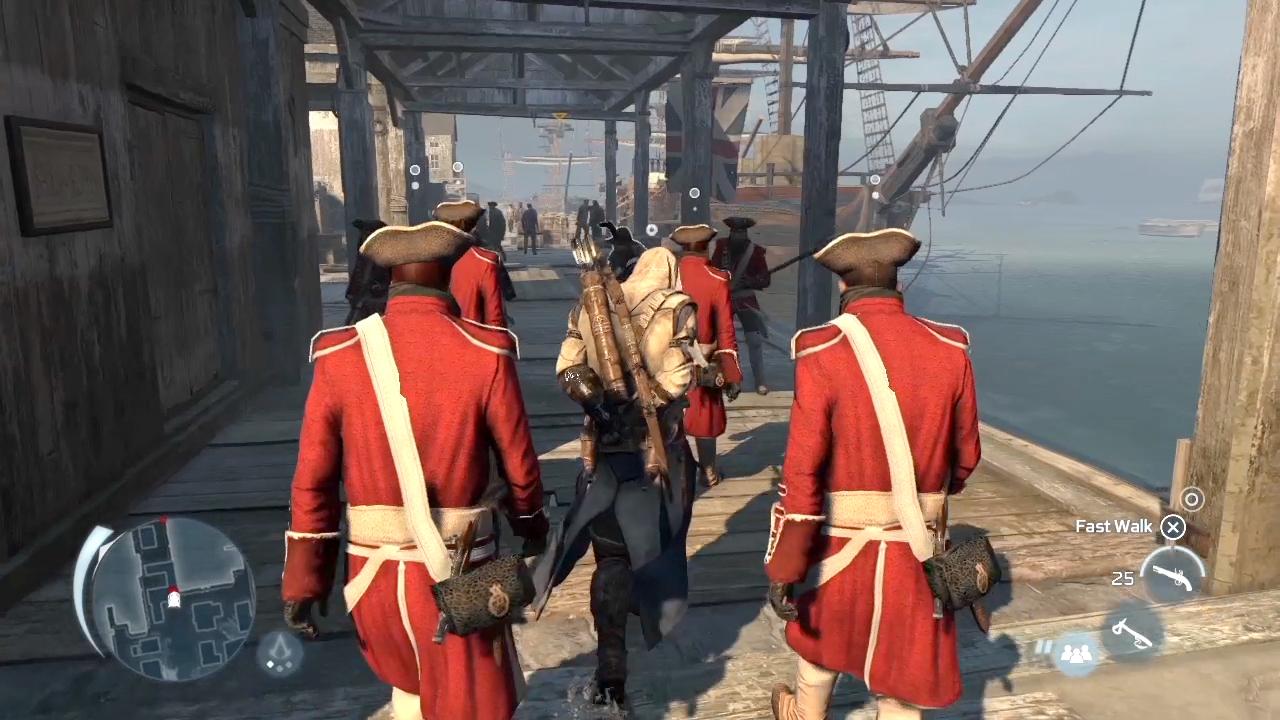 Obrázky Bostonu z Assassin's Creed 3 68237