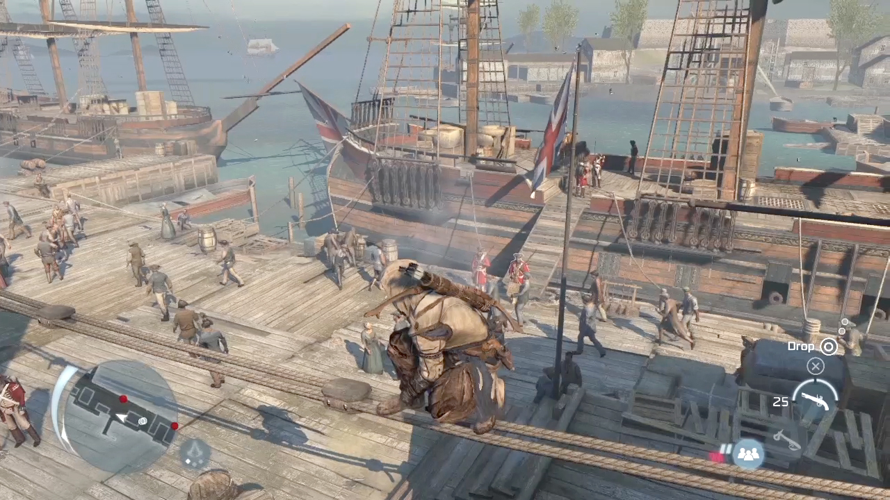 Obrázky Bostonu z Assassin's Creed 3 68239