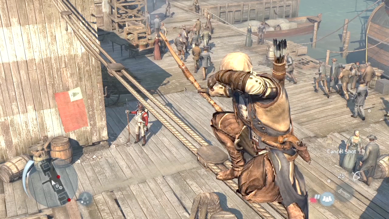 Obrázky Bostonu z Assassin's Creed 3 68240