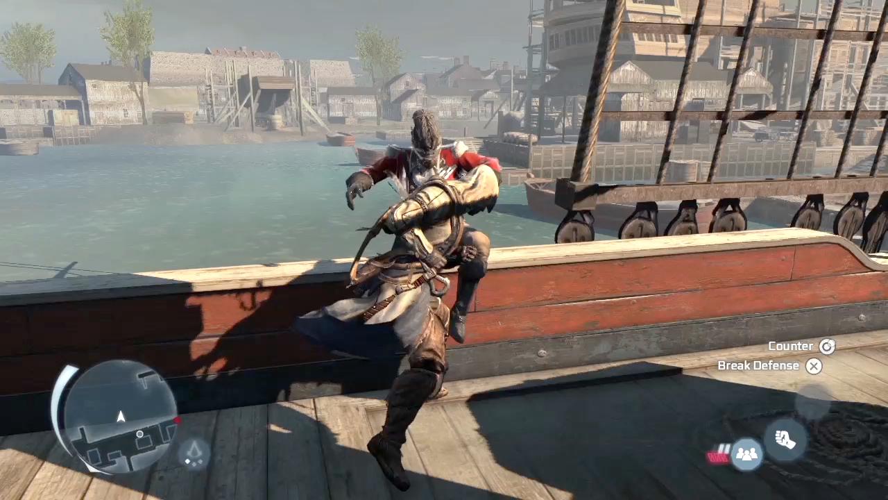 Obrázky Bostonu z Assassin's Creed 3 68241