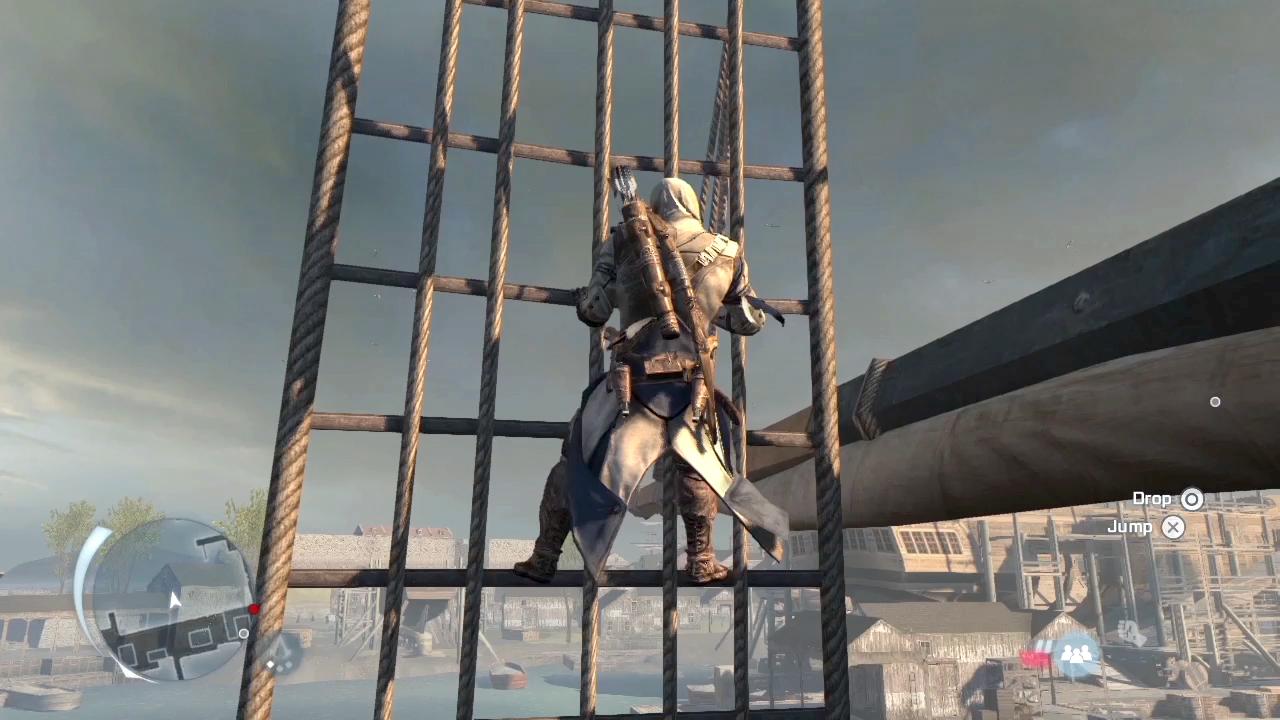 Obrázky Bostonu z Assassin's Creed 3 68242